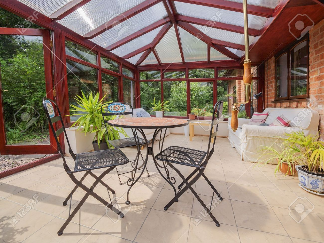22219139 conservatory Stock Photo conservatory Conservatories  & Orangeries